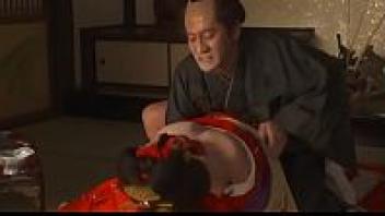 >หนังเรทอาร์ญี่ปุ่น18+ เกอิชาซากุระ A Courtesan with Flowered Skin (2014) เอวีแนวเกอิชาสาวที่มีเอกลักษณ์รอยแผลเป็นรูปดอกซากุระ